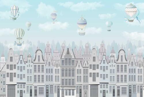 Детский мегаполис и шары