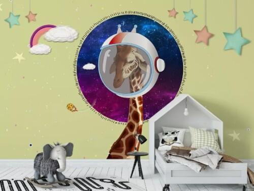 Космический жираф