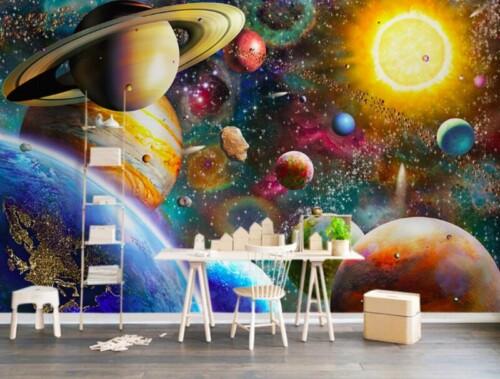 Красочный космос