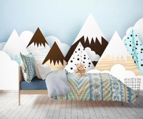 Сказочные горы